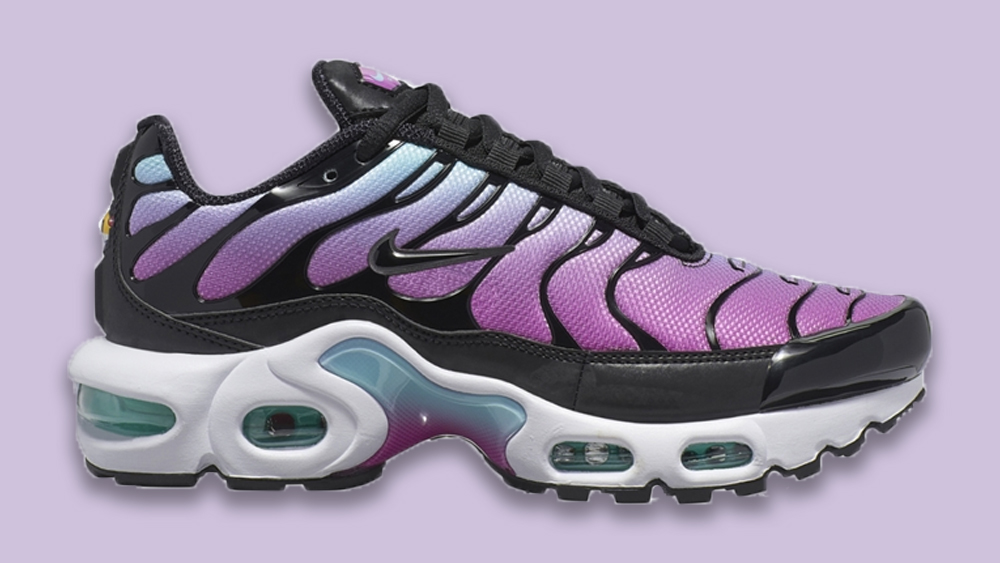 best service e3311 4bb0f The Prettiest Purple Nike TN Air Max Plus | Upcoming Sneaker ...