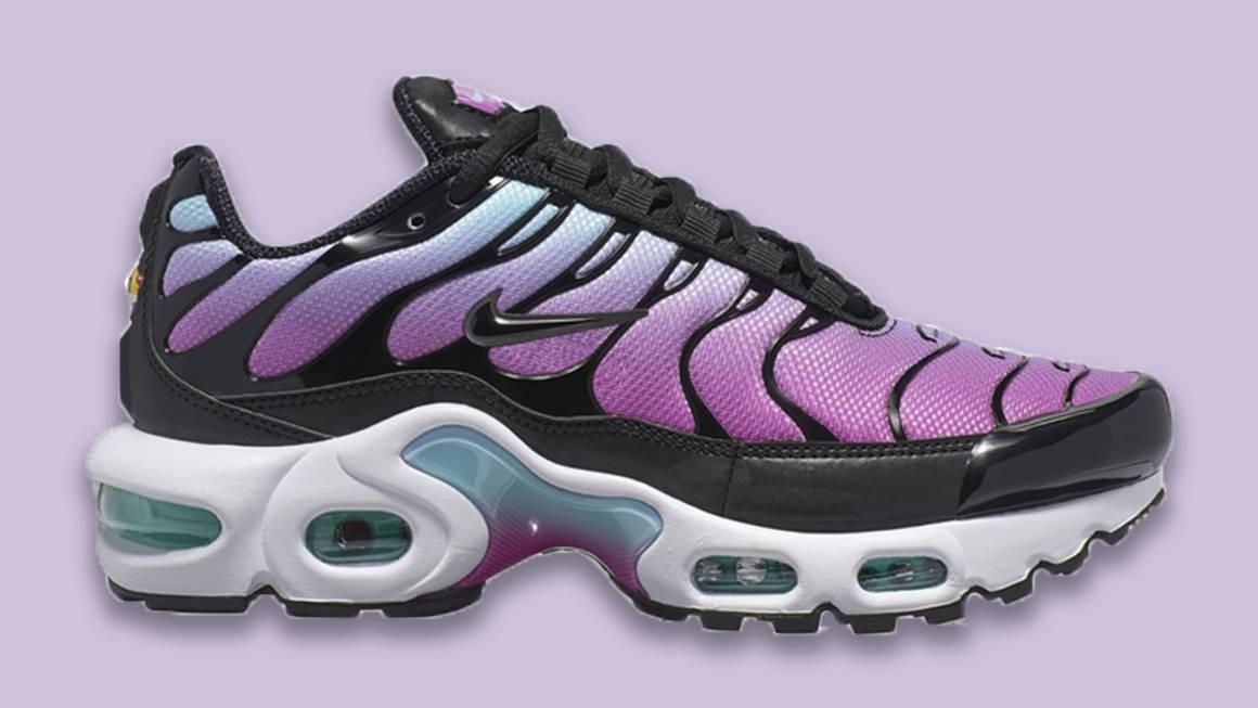 The Prettiest Purple Nike TN Air Max Plus   The Sole Womens