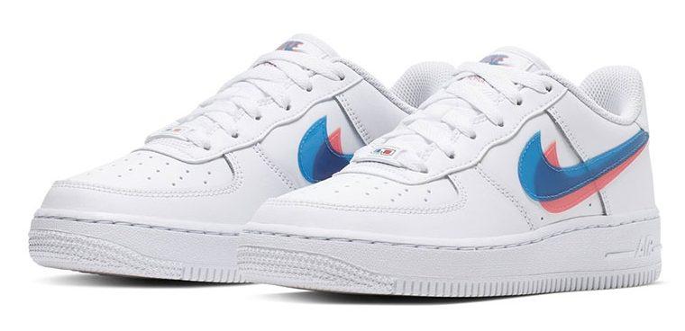 Nike Air Force 1 LV8 3D White | BV2551-100