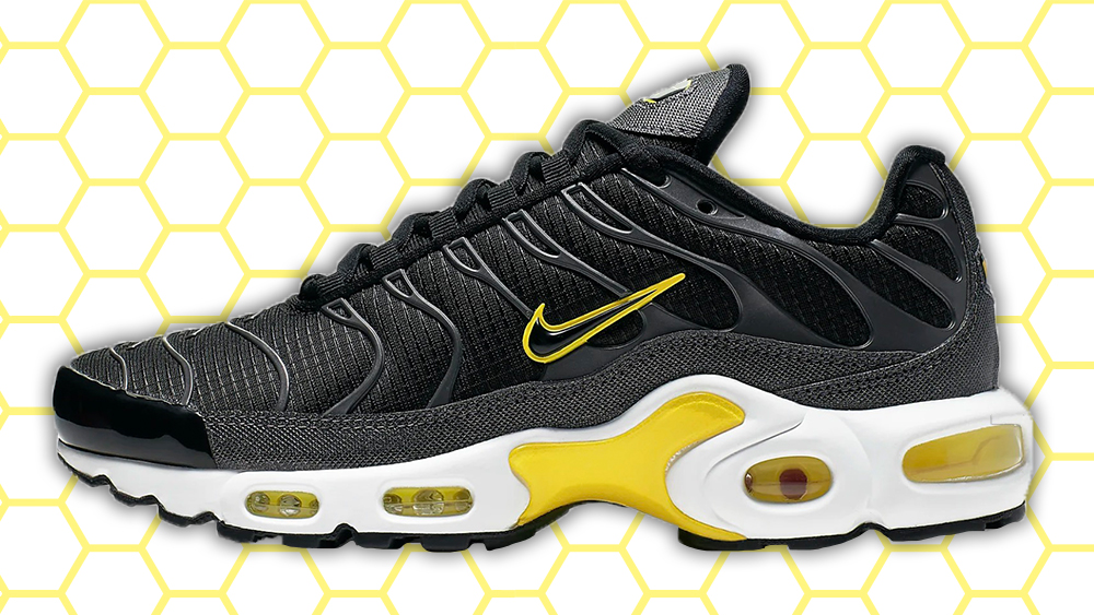 The Nike Air Max Plus Gets A Bumblebee