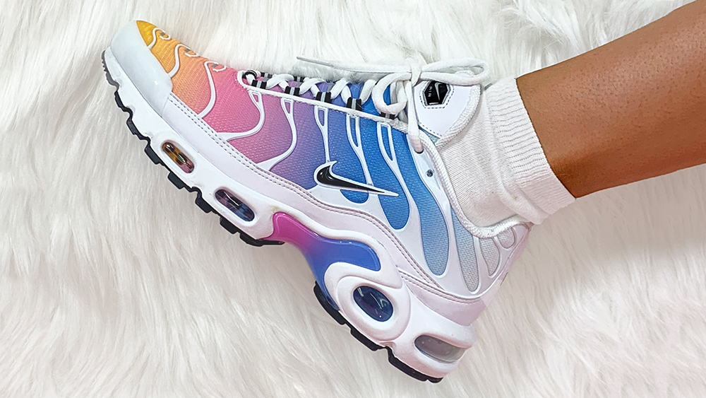 brand new 2469d ce123 GIVEAWAY: WIN The Nike Air Max Plus In University Blue ...