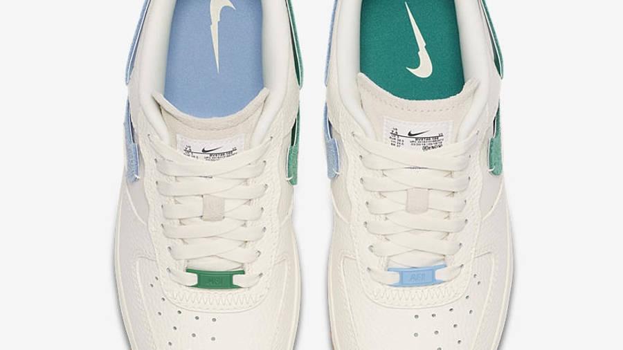 Nike Air Force 07 Vandalised LXX Sail