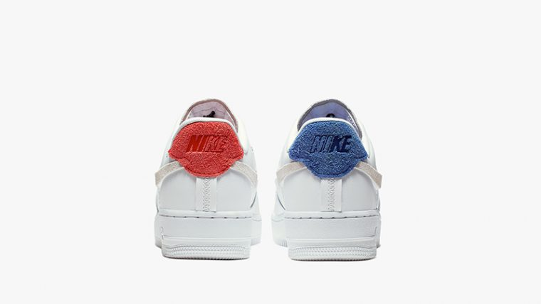 Nike Air Force 1 Inside Out 898889-103 back thumbnail image