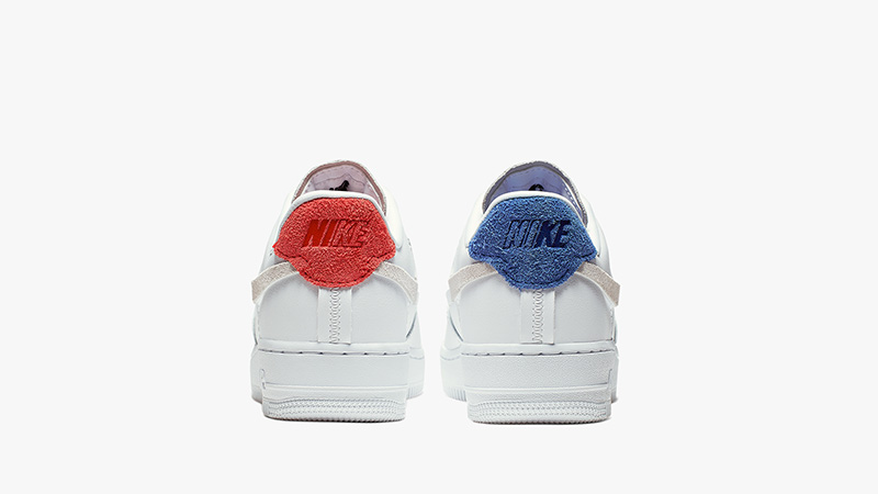 Nike Air Force 1 Inside Out 898889-103 back