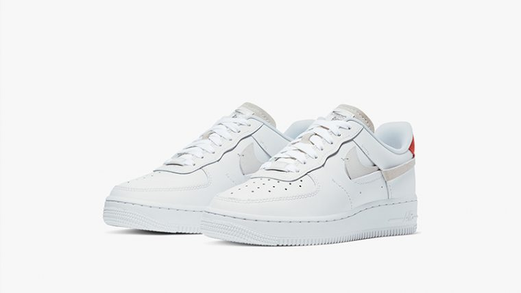 Nike Air Force 1 Inside Out 898889-103 front thumbnail image
