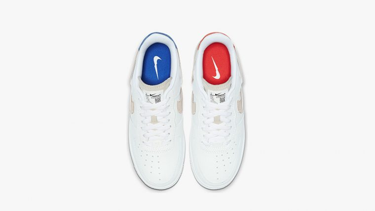Nike Air Force 1 Inside Out 898889-103 middle thumbnail image