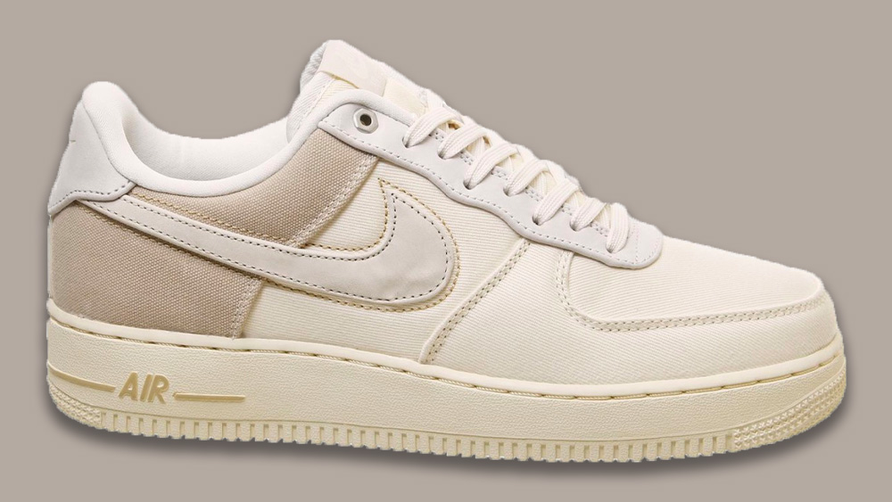 Cool Tones Dress The Nike Air Force 1 'Light Cream'   Style