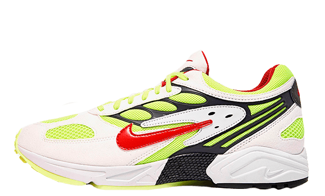 Nike Air Ghost Racer Neon Red | AT5410-100