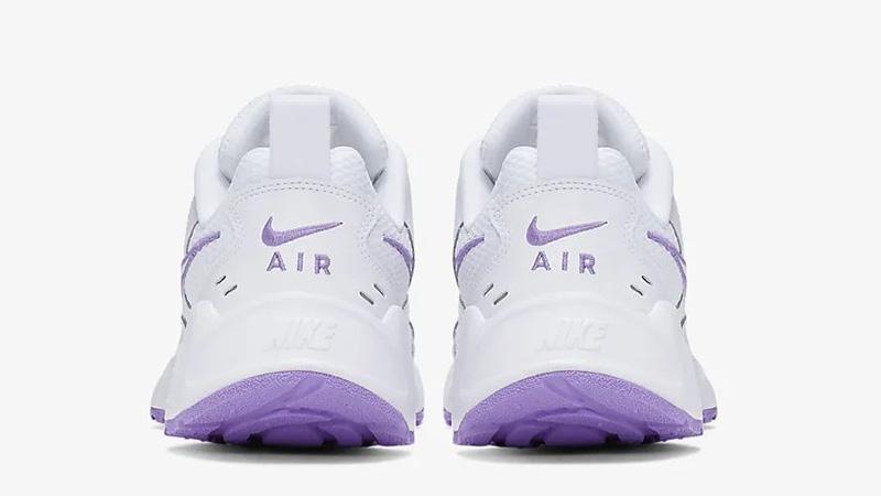 Nike Air Heights White Purple | Where