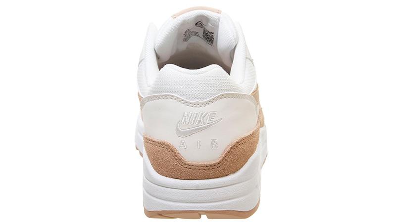 Nike Air Max 1 White Bio Beige back