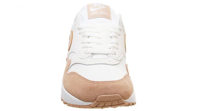 Nike Air Max 1 White Bio Beige middle thumbnail image