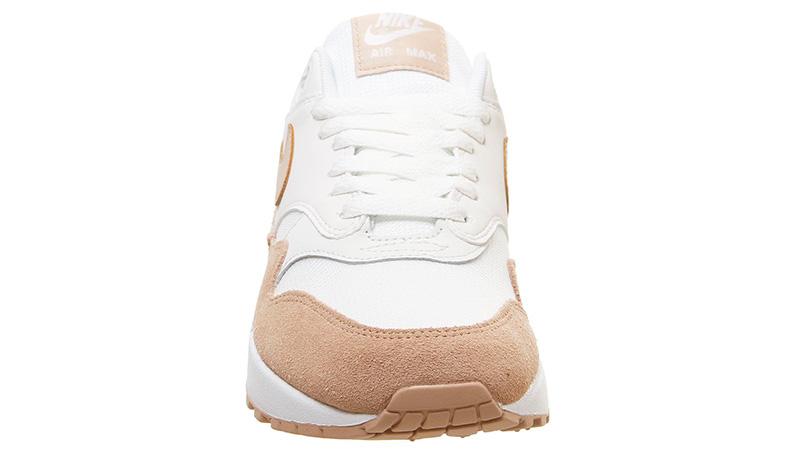 Nike Air Max 1 White Bio Beige middle