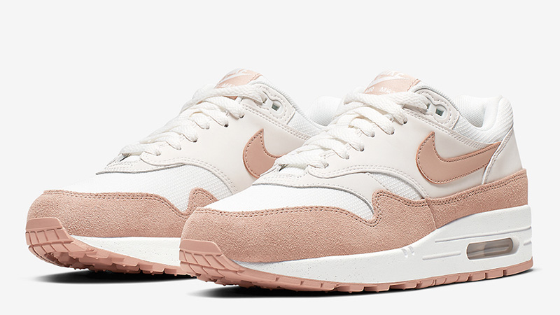 Nike Air Max 1 White Sand 319986-120 front