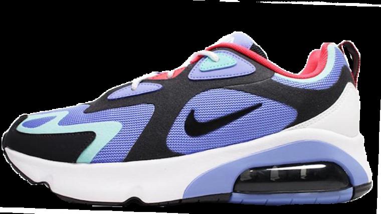 Nike Air Max 200 Royal Pulse | AQ2568-401