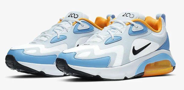 Nike Air Max 200 Blue   AT6175 101