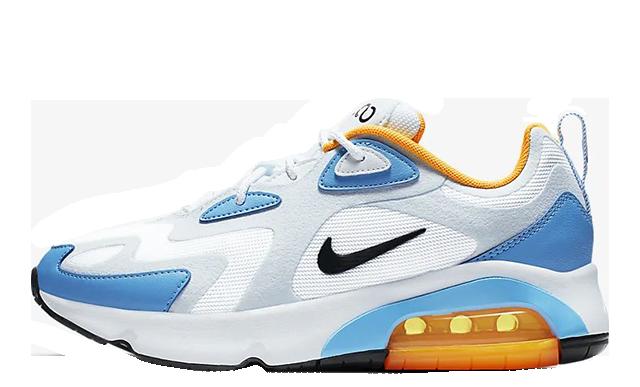 Nike Air Max 200 Blue AT6175-101