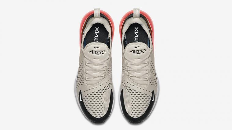 Nike Air Max 270 Light Bone Pink middle thumbnail image