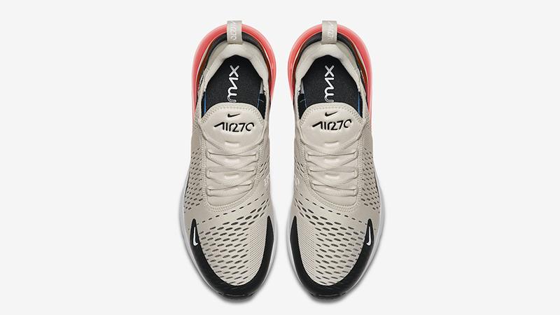 Nike Air Max 270 Light Bone Pink middle