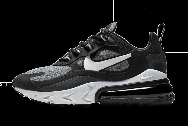 Nike Air Max 270 React Black..