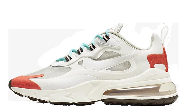 d087226a470e7 Nike Air Max 270 React Orange Tint   AT6174-200. Release: TBC