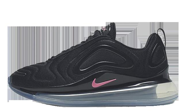 Nike Air Max 720 Black Sunset Pulse CN0143-001