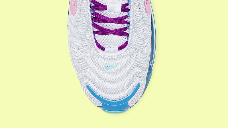 Nike Air Max 720 White Multicolour Pastel | AR9293 102 | The