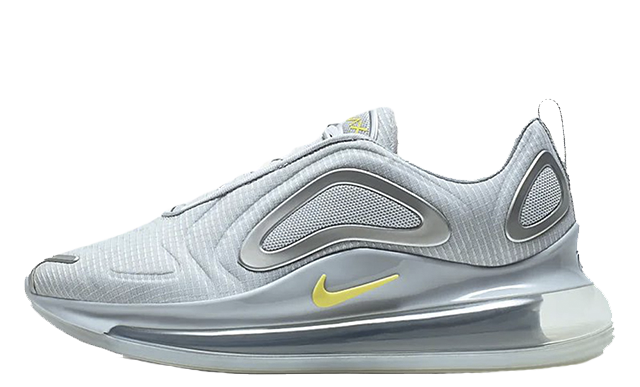 Nike Air Max 720 Pure Platinum Yellow CN0141-001