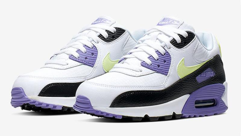 Nike Air Max 90 Lilac White
