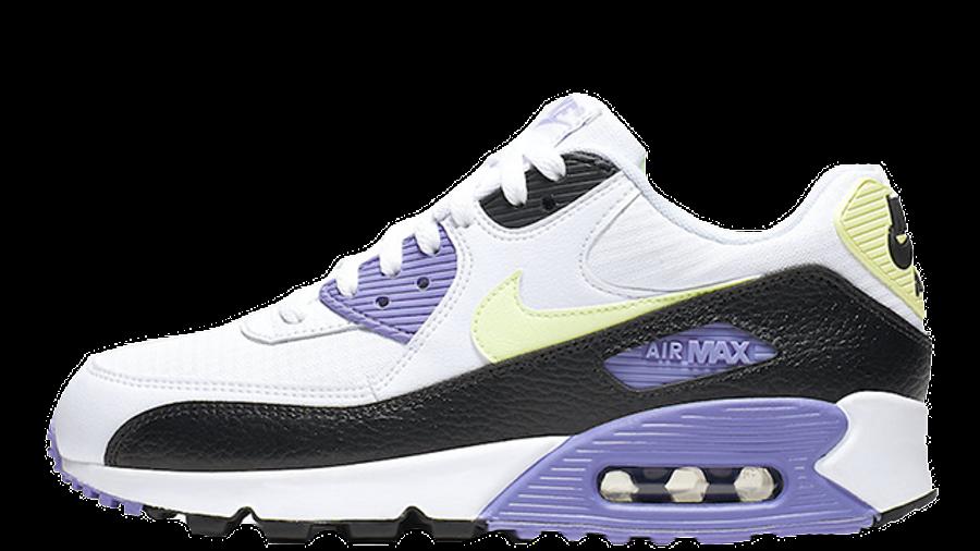 oficina postal futuro logo  Nike Air Max 90 Lilac White | Where To Buy | TBC | The Sole Womens