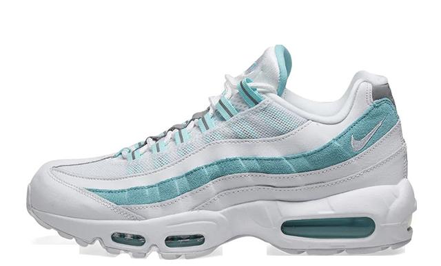 Nike Air Max 95 Light Aqua 307960-115