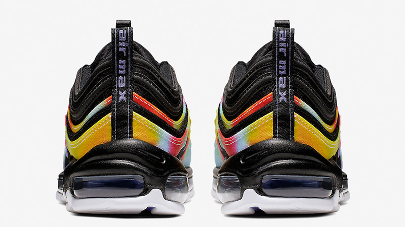 Nike Air Max 97 Tie Dye Black CK0841-001 back