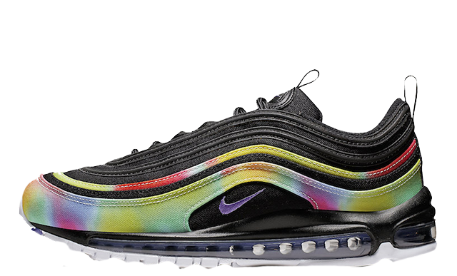 Nike Air Max 97 Tie Dye Black CK0841-001