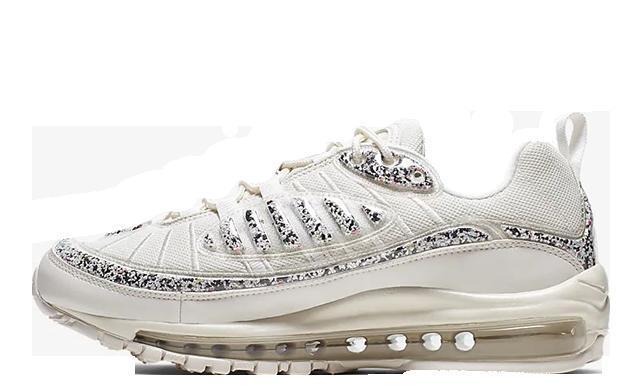 detailing 3d048 89528 Nike Air Max 98 LX Phantom Bead | AV4417-002
