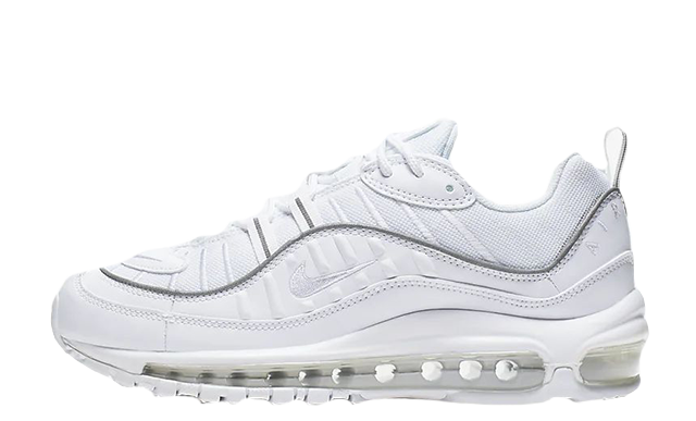 Nike Air Max 98 White AH6799-114