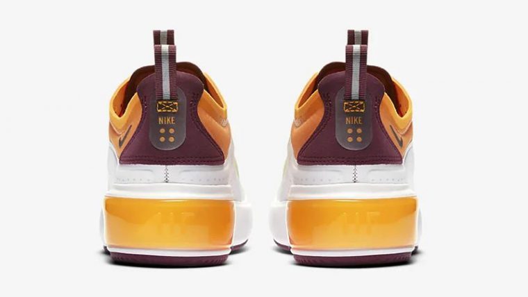 Nike Air Max Dia SE Orange Bordeaux AR7410-103 back thumbnail image