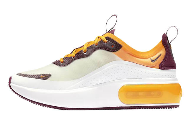 Nike Air Max Dia SE Orange Bordeaux AR7410-103 thumbnail image