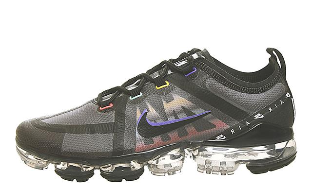 Nike Air VaporMax 2019 Black Psychic Purple
