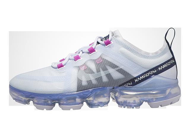 Nike Air VaporMax 2019 White Purple AR6632-023