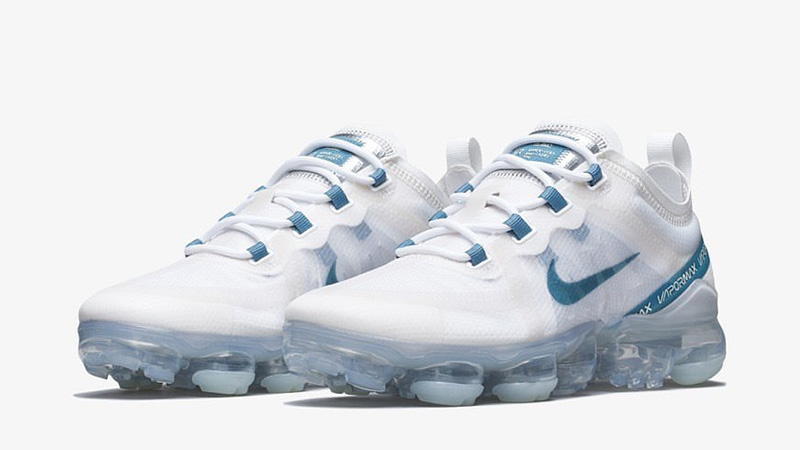 best sneakers 97c50 8de97 Nike Air VaporMax White Teal Womens   AR6632-103