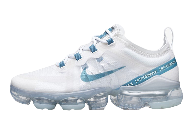 best sneakers b8d80 3a188 Nike Air VaporMax White Teal Womens | AR6632-103