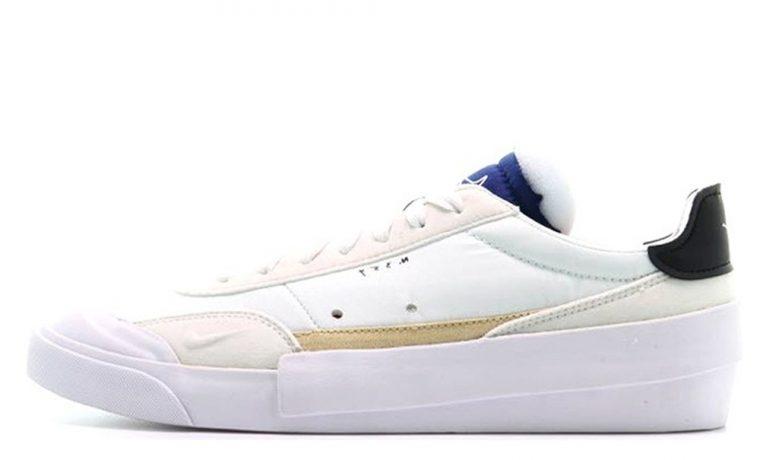 Nike Drop Type LX White Blue AV6697-100