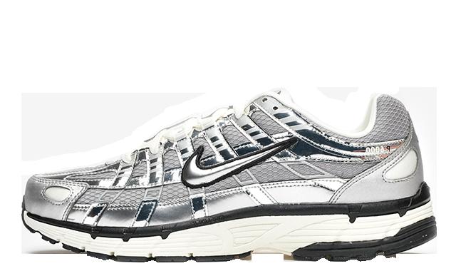 Nike P-6000 Metallic Silver CN0149-001