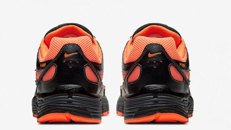 Nike P-6000 Total Orange CD6404-800 back thumbnail image