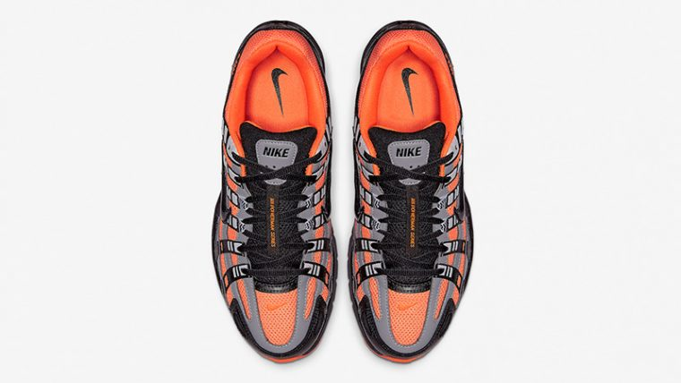 Nike P-6000 Total Orange CD6404-800 middle thumbnail image