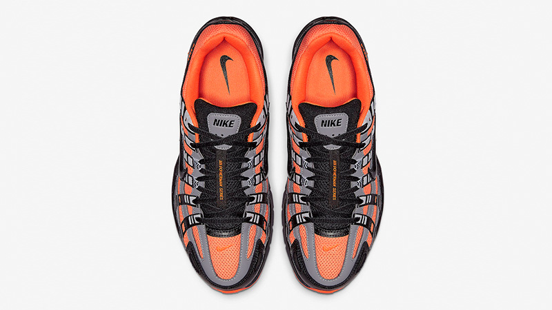 Nike P-6000 Total Orange CD6404-800 middle