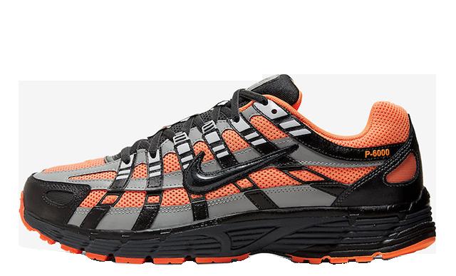Nike P-6000 Total Orange CD6404-800