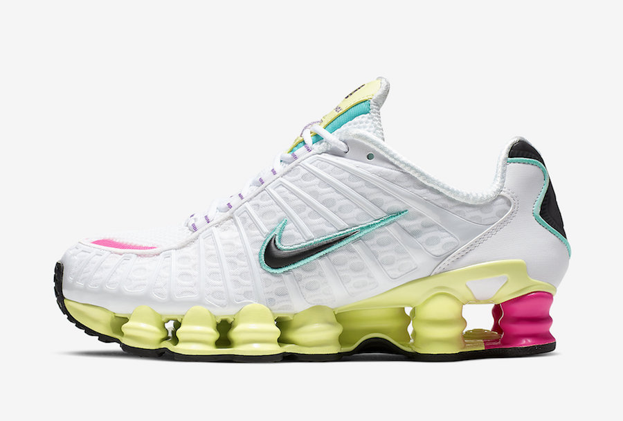 ecb273fb4c789 The Nike Shox TL Is The Colourful Sneaker You Can't Miss This Season ...