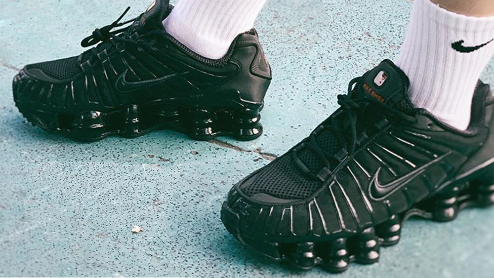 The Nike Shox TL Return In Two Clean Colourways | The Sole ...