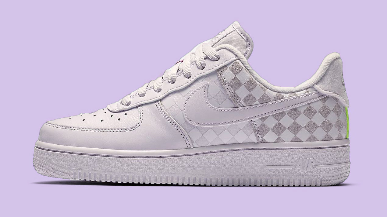 The Nike Air Force 1 Gets Dressed In