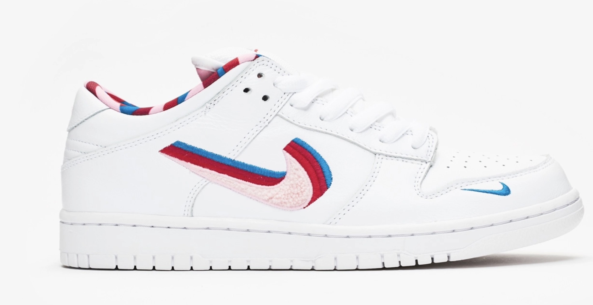 wholesale dealer 6e6e2 09313 Take A Closer At The Upcoming Parra x Nike SB Dunk Low ...